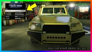 This SECRET Trick Will Get You FREE Money In GTA Online So Don't Miss Out!
