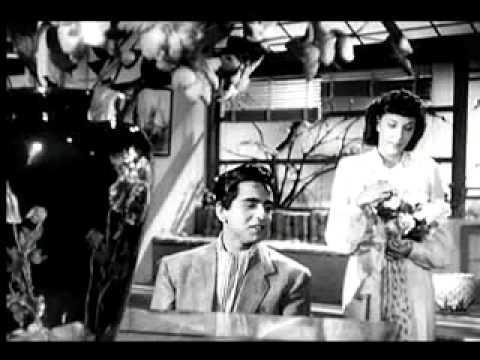 HUM AAJ KAHIN DIL KHO BAITHE -MUKESH(ANDAZ 1949)-MAJROOH -NAUSHAD