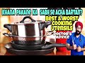 Science of Nutrition S1E4 : Best Cooking Utensil : What is Safe & How to use | Dr.Education (Hin)