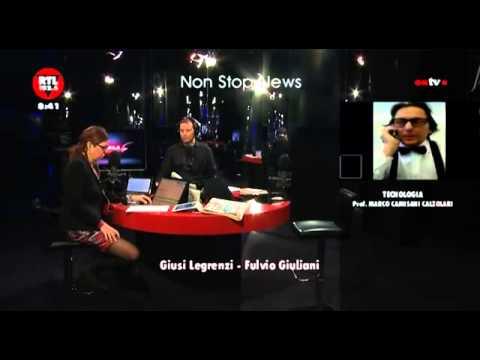 Marco Camisani Calzolari a RTL 102.5 - Musica in streaming.