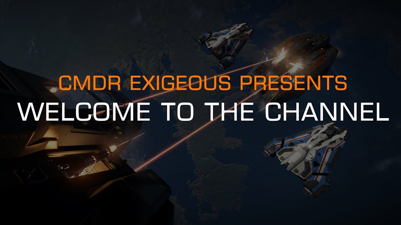 CMDR Exigeous is creating Elite Dangerous Tutorials | Patreon