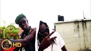 Vybz Kartel Aka Addi Innocent - Sick Inna Mi Head [Official Viral Video]