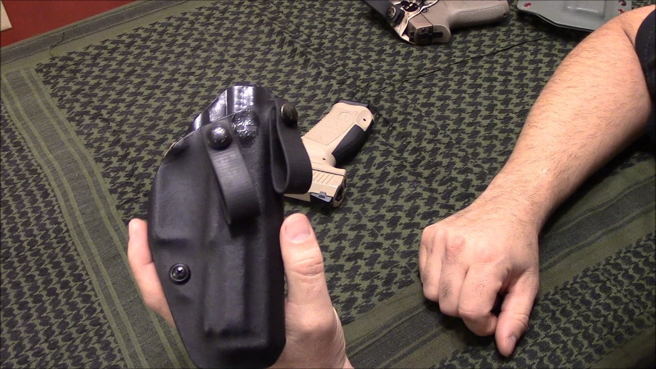 Great Canik TP9SF Holster  Green Force Tactical