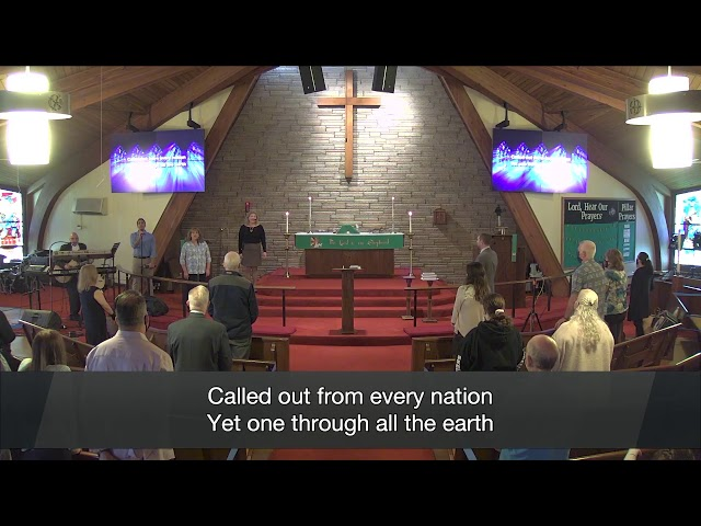 Worship for October 4, 2020: Cross Training: The Training Manual