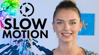 как сделать Slow motion без рук и с эффектами
