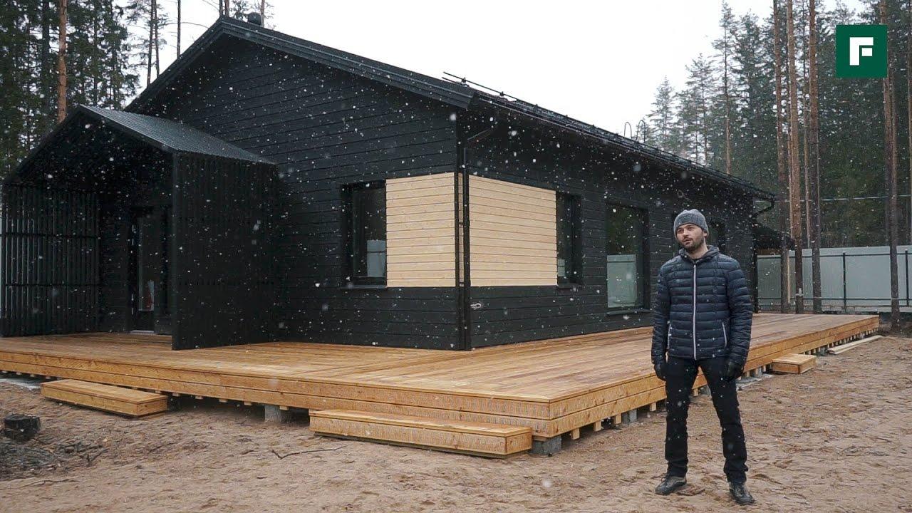 Дом своими руками по скандинавской технологии фото 714