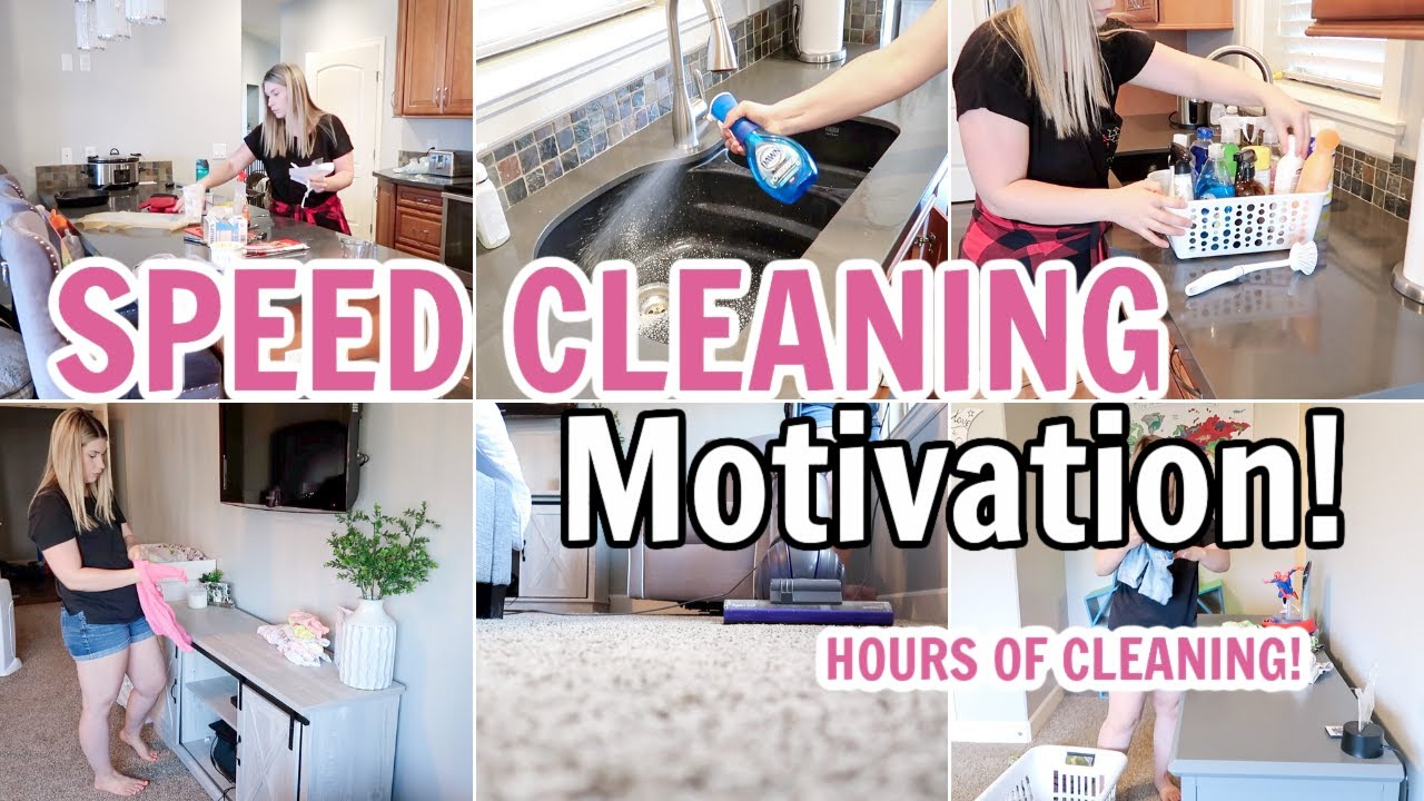REAL LIFE CLEAN WITH ME 2021 / EXTREME CLEANING MOTIVATION /  MOTIVATING SPEED CLEANING ROUTINE