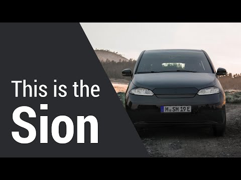 The Sion – More Than a Car | Sono Motors