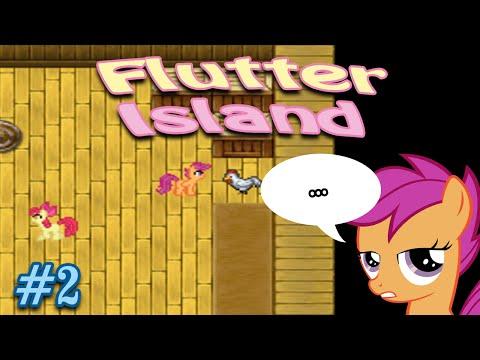 Spoopy October 2015: Flutter Island RPG (Part 2)