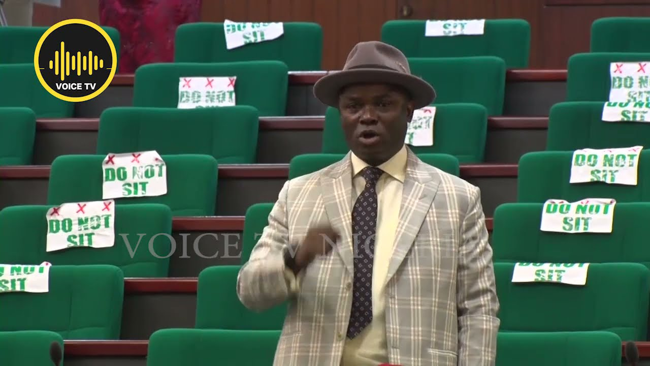 Download Shocker!!!: Nigeria Lawmaker Disgraced In Ghana, Over Buhari Allegation Of Sponsor Of Terrorist
