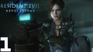 Resident Evil Revelations [PC] Gameplay Walkthrough Part 1 [1080p]