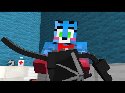 FNAF vs Mobs: Top 5 Hot Operations - Minecraft Animation