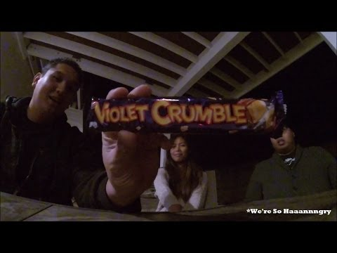 Fork This...Violet Crumble