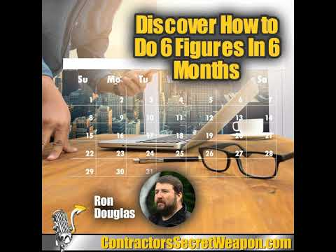 Discover How to Do 6 Figures in 6 Months with Ron Douglas 221