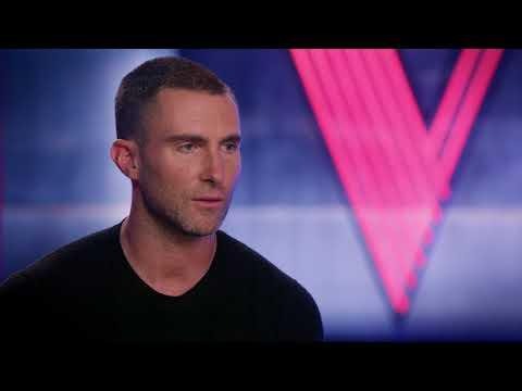The Voice: Season 13: Adam Levine Behind the Scenes Interview