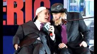 Александр и Валерий Пономаренко Дед и подросток