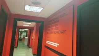 AC Milan locker room at San Siro Stadium 11.27.18