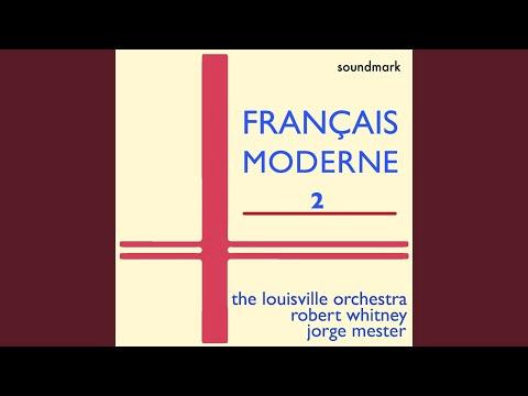 Koechlin - Cinq Chorals Dans Modes Du Moyen-Age - IV. Re