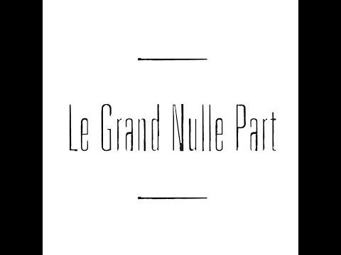 LES OURS / TCHEKHOV / LE GRAND NULLE PART / EXTRAITS
