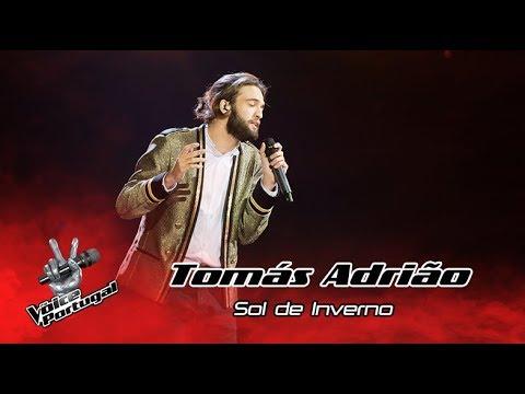"Tomás Adrião - ""Sol de Inverno"" | Gala | The Voice Portugal"