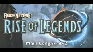 Rise Of Legends - Main Long Amb 2
