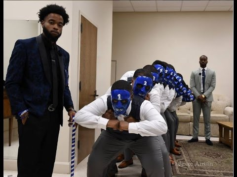 Fall 2016 Mississippi State Theta Iota Chapter of Phi Beta Sigma Fraternity, Inc. Probate