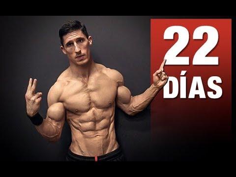 Rutina de Abdominales de 22 Días  (¡SIN DESCANSO!) Mp3