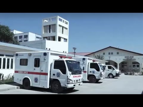 Kabul hospitals worried over lack of COVID supplies