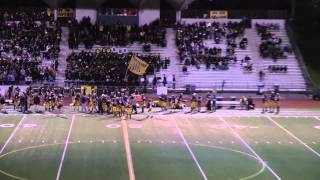 2013 Bellevue Football Highlights