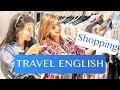 Travel English - Shopping for Clothes