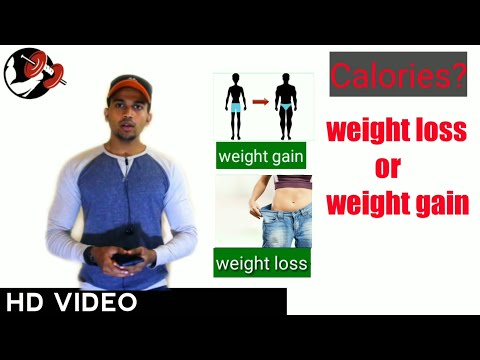 How To Loss Weight? | How To Gain Weight? | What Is calories? | Shaikh Zahad | Gym