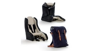 Inflatable Child Seat Concept - Volvo Cars