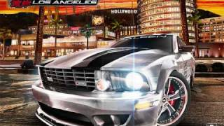 Midnight Club LA Soundtrack-Kalifornia