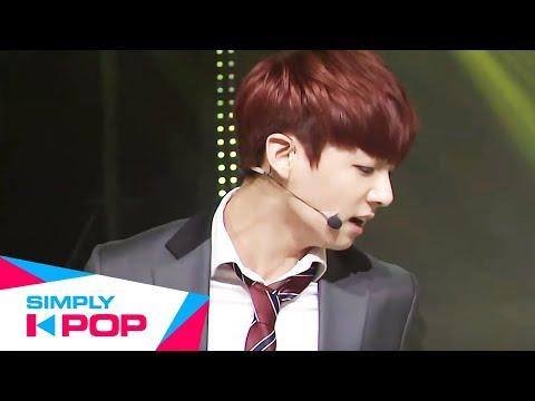 Simply K-Pop - BTS(방탄소년단) _ Boy In Luv(상남자)
