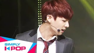 Simply K-Pop - BTS(방탄소년단) _ Boy In Luv(상남자)
