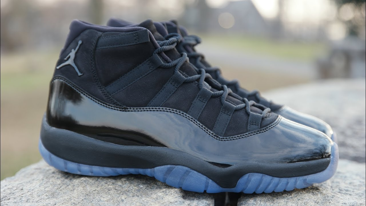 FIRST IN HAND LOOK AT THE AIR JORDAN 11