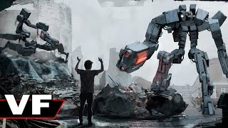 ROBOTS SUPREMACY Bande Annonce VF