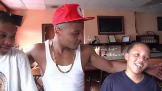 """T.I. """"Go Get It"""" video Behind the Scenes"""