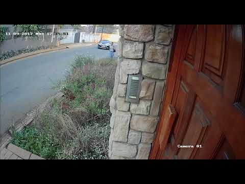 Armed robbery Street robbery video 2 Auckland Park