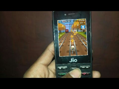 How to do download youtube in jio phone games telugu video