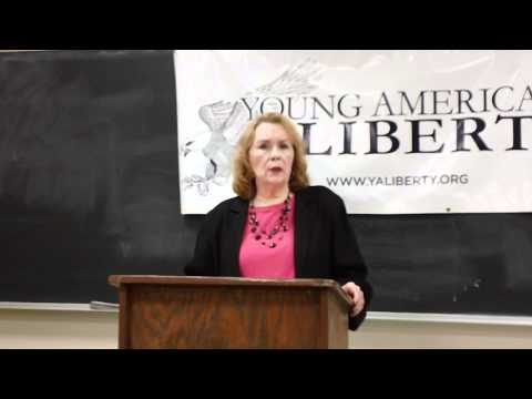 Sharon Presley - Resisting Authority - Young Americans for Liberty UCSD (1 of 3)