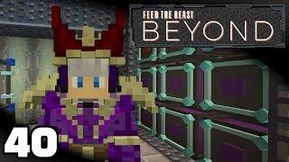 FTB Beyond - Ep. 40: Starting Draconic Evolution