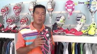 Tennis - Hướng dẫn chọn giầy tennis