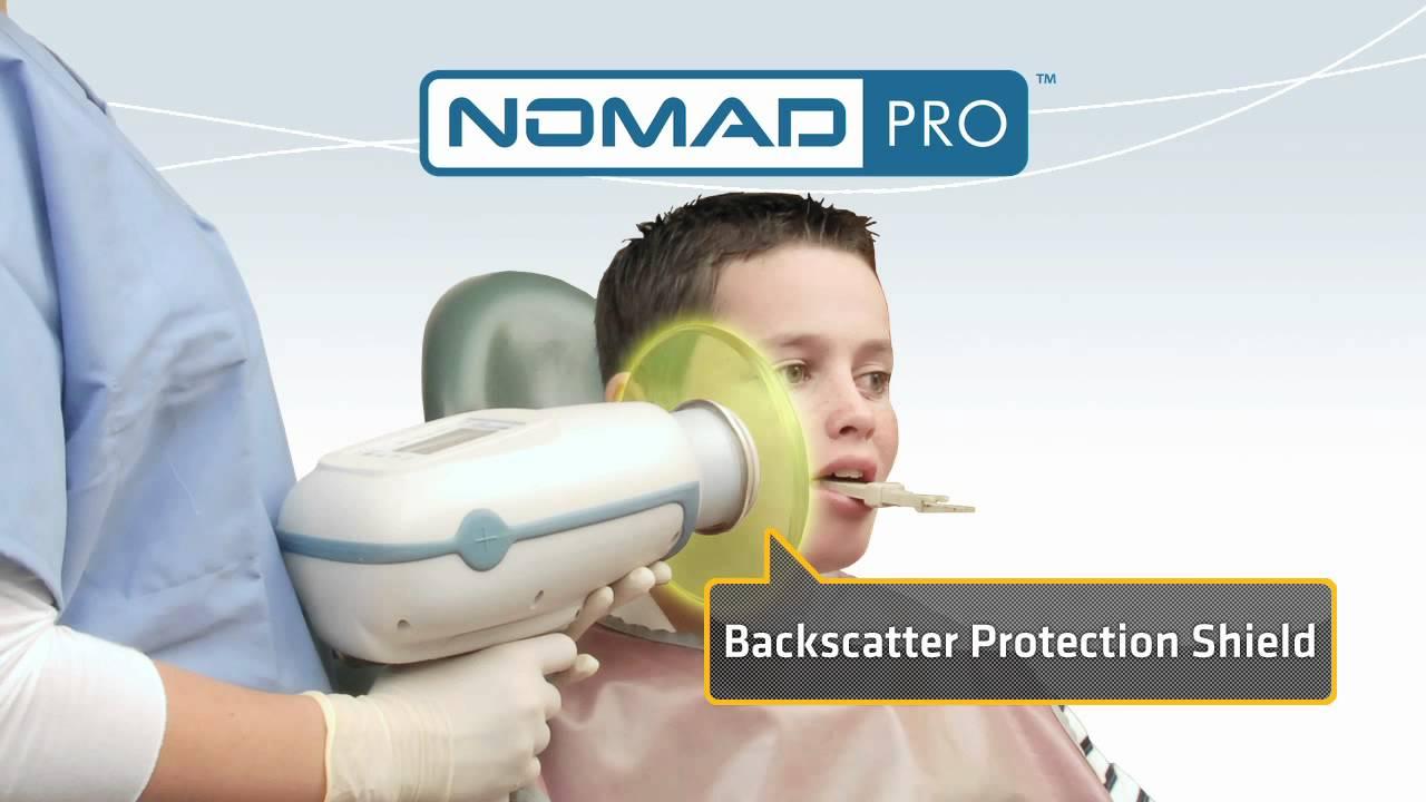Nomad Pro Handheld X Ray System Youtube