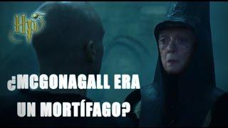 ¿Mcgonagall era una Mortífaga? | Harry Potter y la Piedra Filosofal - Spoilers y Teorías.