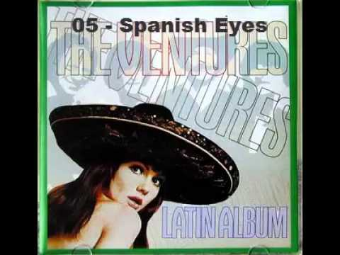THE VENTURES - LATIN ALBUM (1979)