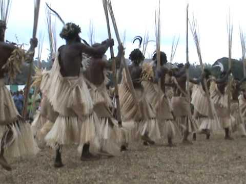 Danse traditionnelle de Futuna (Tafea) VANUATU  -  3rd National Arts Festival Port-Vila 2009
