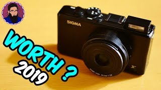 💥Is Buying a SIGMA DP2x (Foveon X3 Sensor) Worth in 2019 ? + Samples Pics!🚀