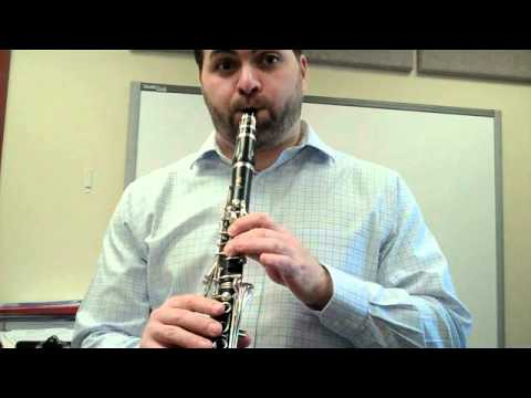 Pierrot for Clarinet