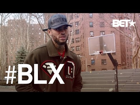 Back to the Block in Harlem with Dave East #BLX